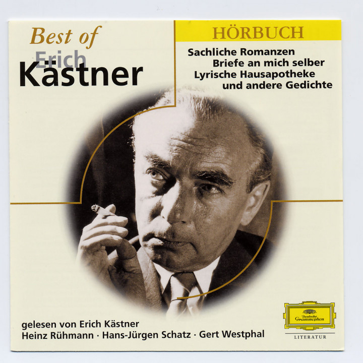 Best of Erich Kästner 0602517180354