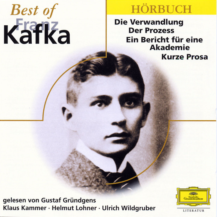 Best of Franz Kafka 0602517180387