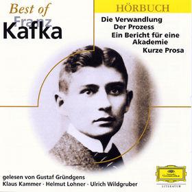 Eloquence Hörbuch, Best of Franz Kafka, 00602517180383