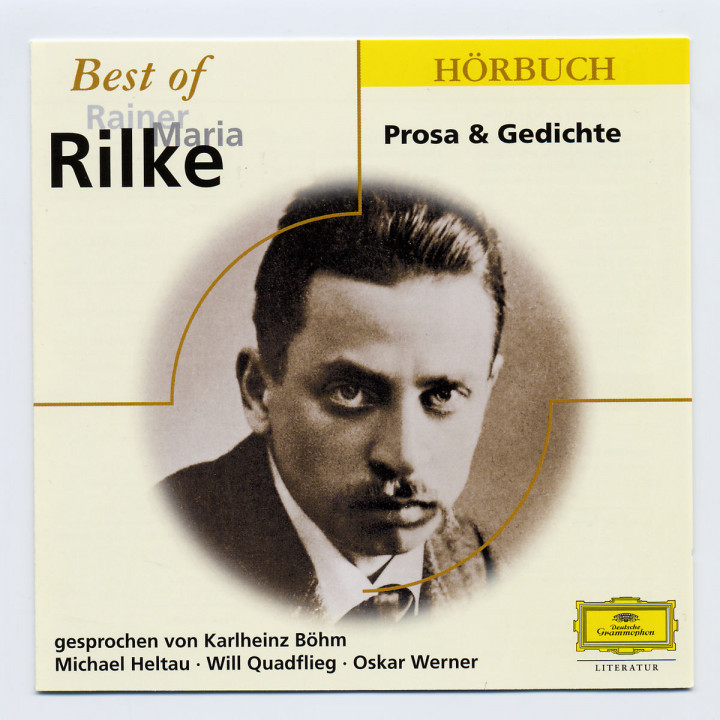 Best of Rainer Maria Rilke 0602517180413