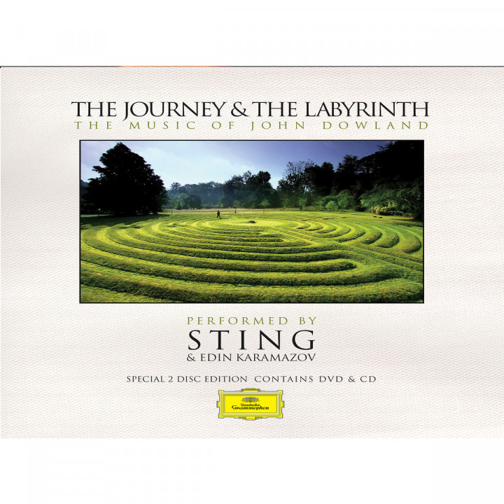 The Journey & The Labyrinth - The Music Of John Dowland 0602517231188