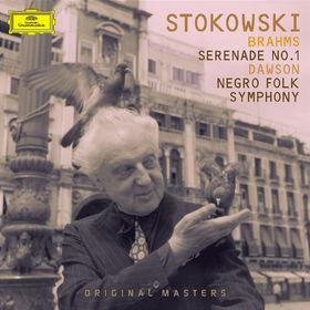 Serenade 1 / A Negro Folk Symphony, 00028947765028