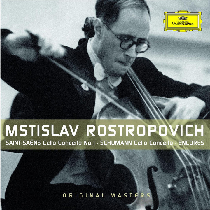 Rostropovich: Early Recordings 0028947765051