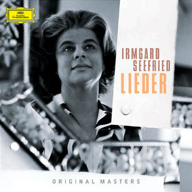 Béla Bartók, Irmgard Seefried - Lieder, 00028947765141