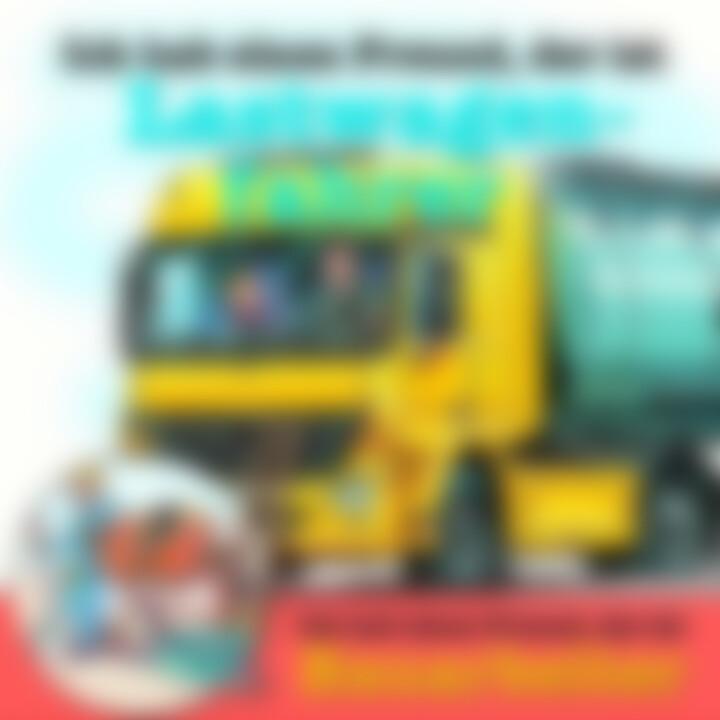 Berufeserie 4: Ich hab einen Freund, der ist Lastwagenfahrer / Bauarbeiter 0602517180491