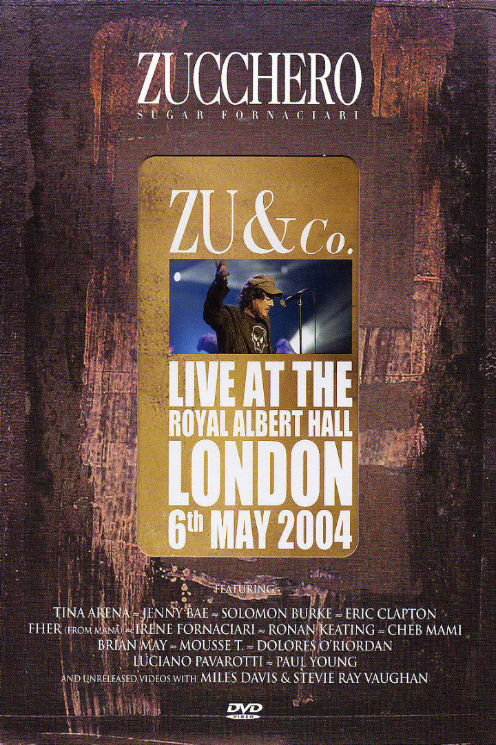 ZU & Co. / Live At The Royal Albert Hall 0602517237601