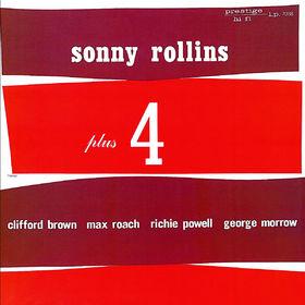 Sonny Rollins, Plus Four [Rudy Van Gelder edition], 00888072301597