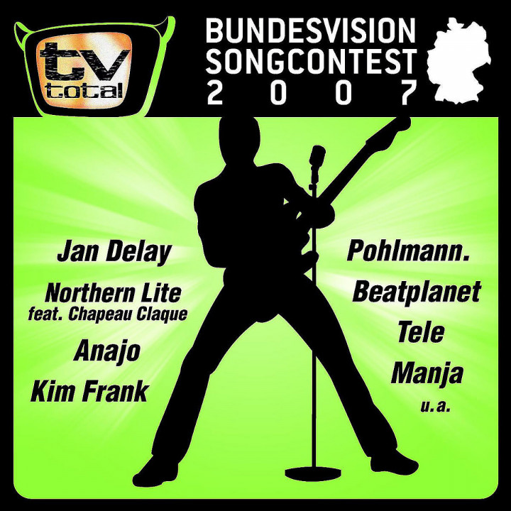 Bundesvision Song Contest 2007 0602498467242