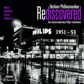 Felix Mendelssohn Bartholdy, Berliner Philharmoniker Rediscovered, 00028944291285