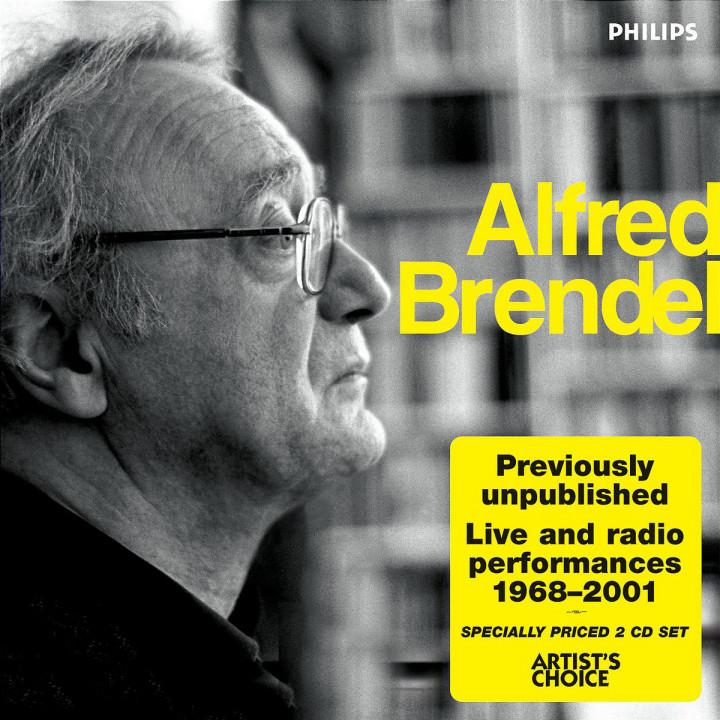 Alfred Brendel - Live 0028947583226