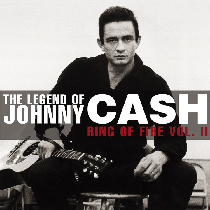 Legend Of Johnny Cash Vol. 2 0602517138405