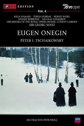 Peter Tschaikowsky, Tchaikovsky: Eugene Onegin, 00028944291605