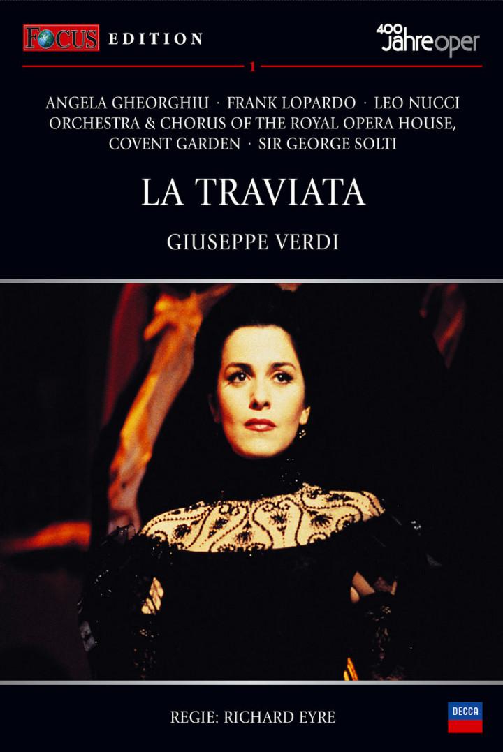Verdi: La Traviata 0028944291650