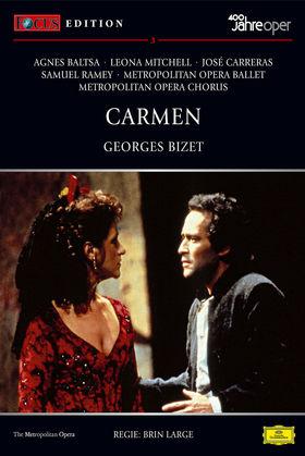 James Levine, Bizet: Carmen, 00028944291667