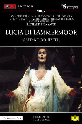 Georges Bizet, Focus Edition - 7. Lucia Di Lammermoor, 00028944291681