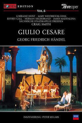 Focus Edition - 6. Giulio Cesare, 00028944291698