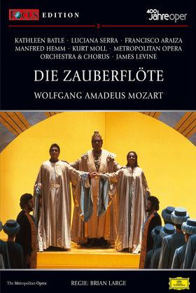 Wolfgang Amadeus Mozart, Mozart: Die Zauberflöte, 00028944291971