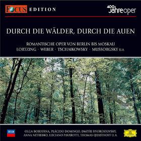 Peter Tschaikowsky, Durch die Wälder, durch die Auen, 00028944292008