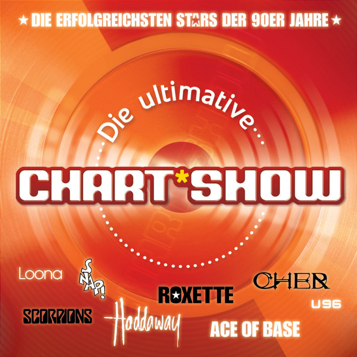 Die Ultimative Chartshow - 90er 0602498472321