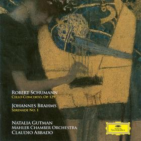 Claudio Abbado, Schumann: Cello Concerto Op. 129 - Brahms: Serenade No. 1, 00028947657866