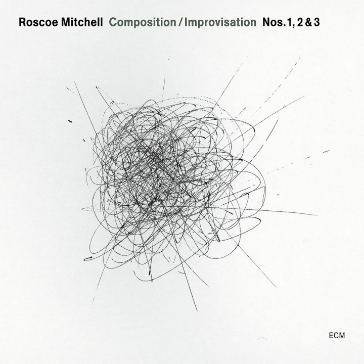 Composition / Improvisation Nos. 1, 2 & 3