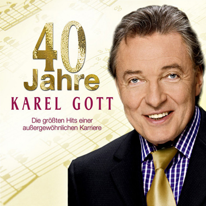 40 Jahre Karel Gott 0602517270709
