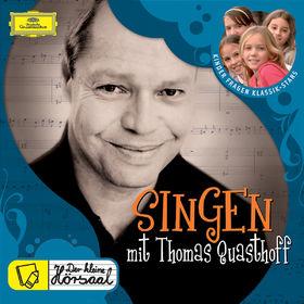 Der kleine Hörsaal, SINGEN mit Thomas Quasthoff, 00028944290752