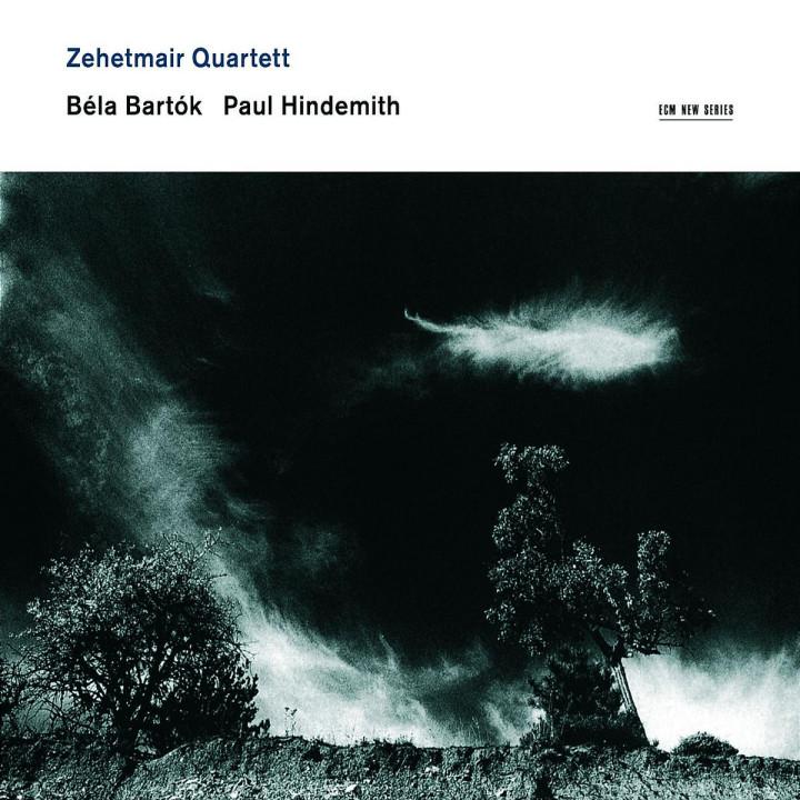 Bartók: Streichquartett No. 5 / Hindemith: Streichquartett No. 4