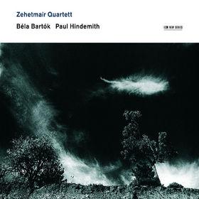 Bartók: Streichquartett No. 5 / Hindemith: Streichquartett No. 4, 00028947657798