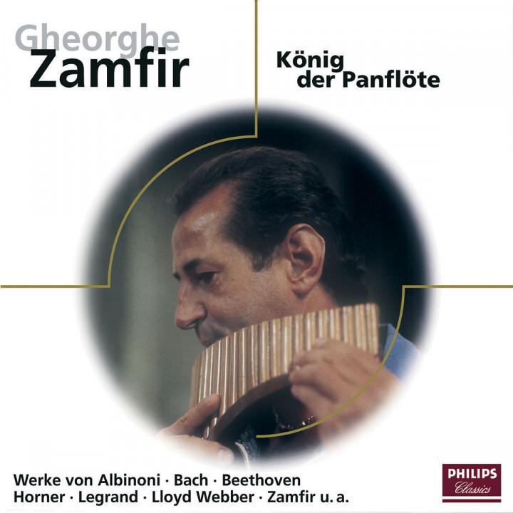 Gheorghe Zamfir - König der Panflöte 0028944287273