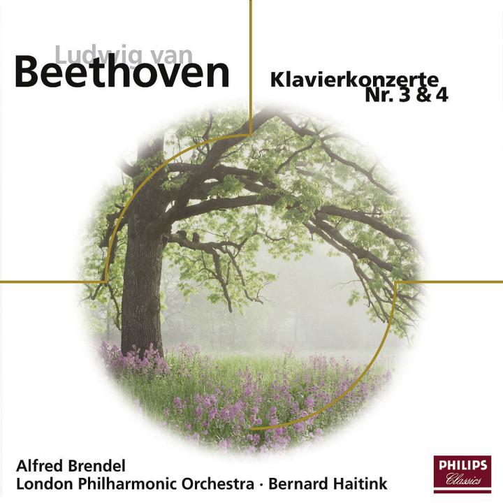 Beethoven: Klavierkonzert Nr. 3 & 4 0028944291993