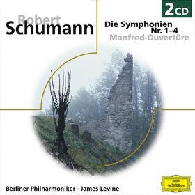 Die Berliner Philharmoniker, Schumann: Die Symphonien Nr. 1 - 4, 00028944292329