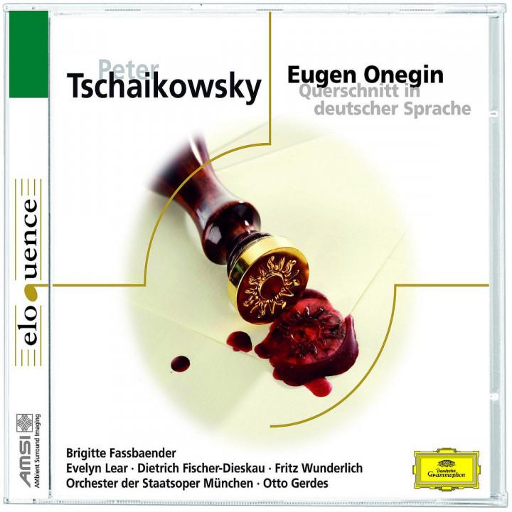 Tchaikovsky: Eugen Onegin QS 0028944292617