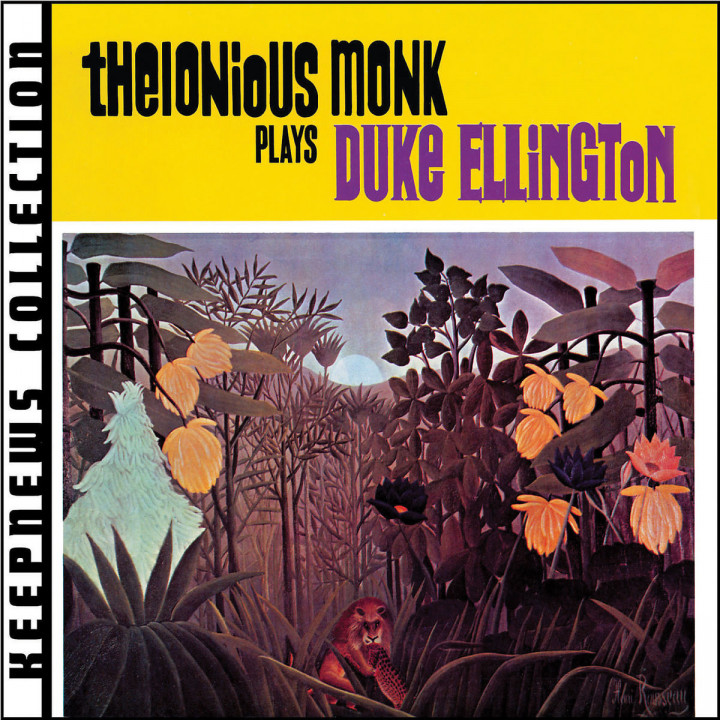 Plays Duke Ellington [Keepnews Collection] 0888072301281
