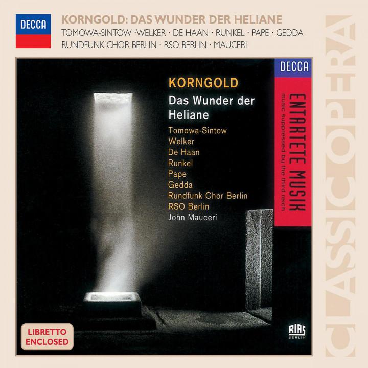 Korngold: Das Wunder der Heliane 0028947582719