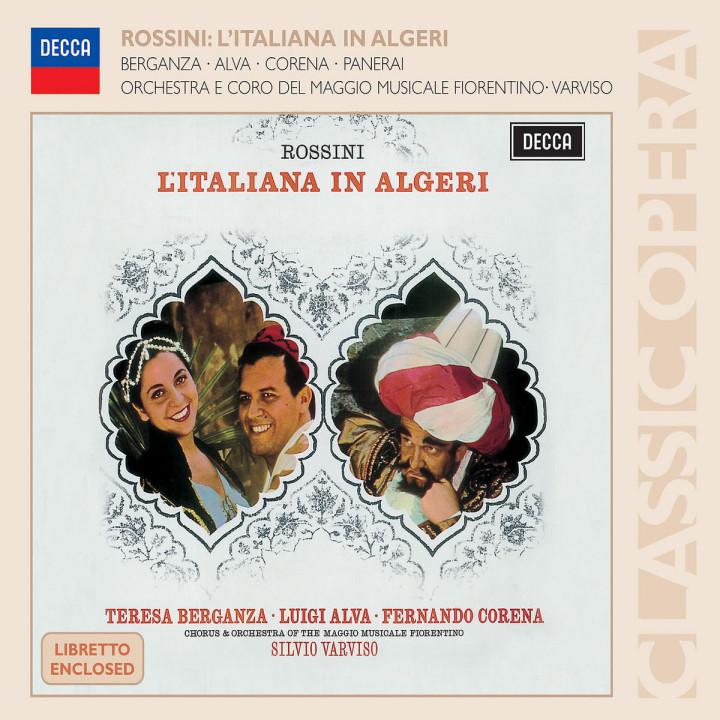Rossini: L'Italiana in Algeri 0028947582753