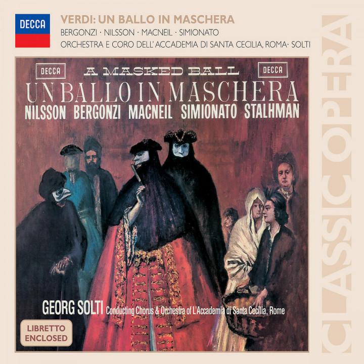 Verdi: Un Ballo in Maschera 0028947582786
