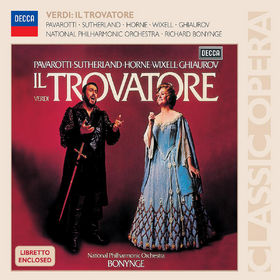 Joan Sutherland, Verdi: Il Trovatore, 00028947582816