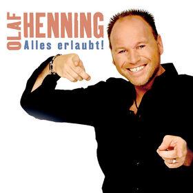 Olaf Henning, Alles erlaubt, 00602517263505