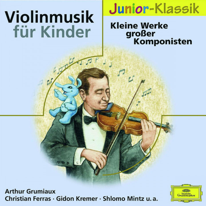 Violinmusik für Kinder 0028944293021