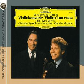 Claudio Abbado, Mendelssohn / Bruch: Violin Concertos, 00028947763499