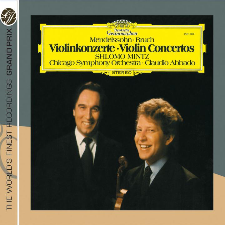 Mendelssohn / Bruch: Violin Concertos 0028947763495
