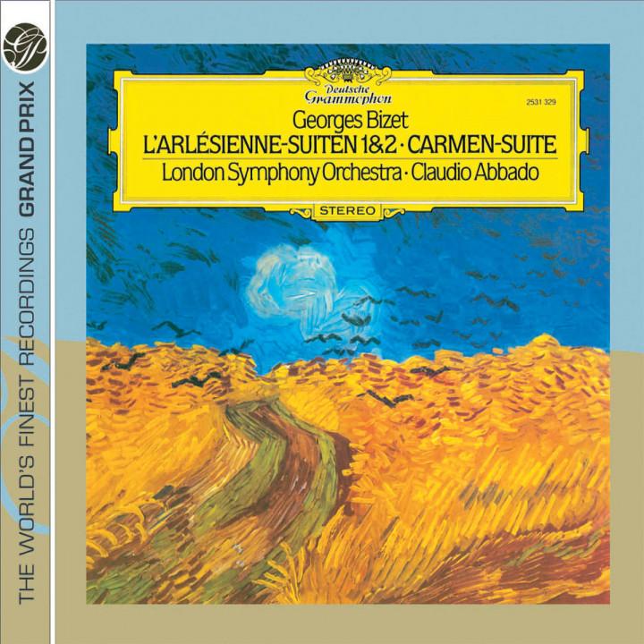 Bizet: L'Arlésienne Suites Nos.1 & 2 / Carmen Suite No.1 0028947763509
