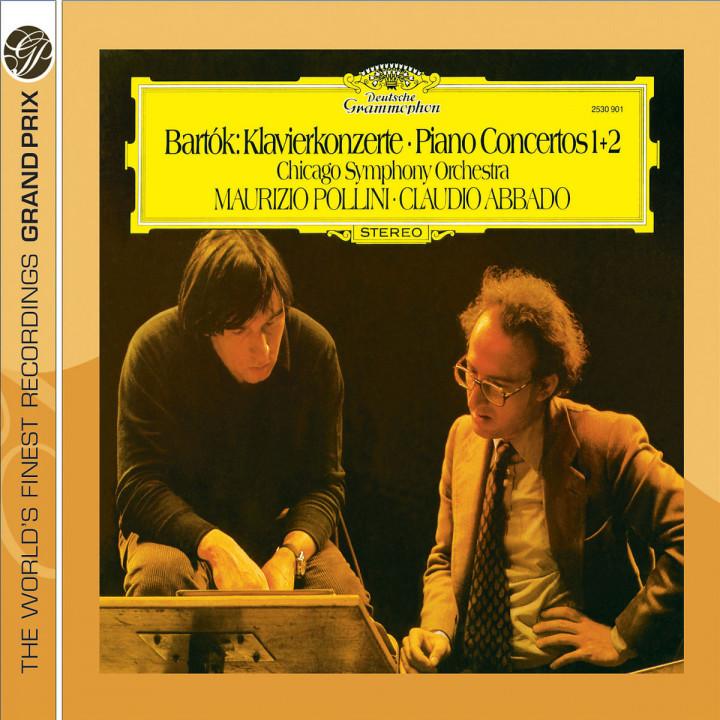 Bartók: Piano Concertos Nos.1 & 2; Two Portraits Op.5 0028947763532
