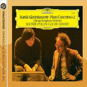 Béla Bartók, Bartók: Piano Concertos Nos.1&2; Two Portraits Op.5, 00028947763536