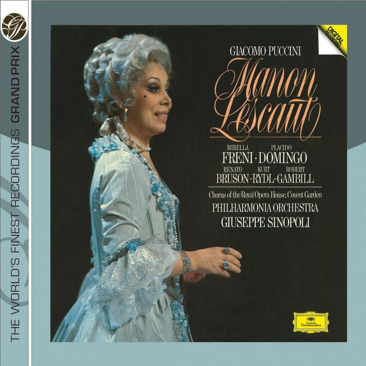 Puccini: Manon Lescaut 0028947763543