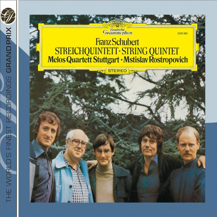 Schubert: String Quintet D 956 0028947763576