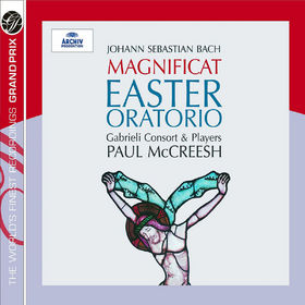 Paul McCreesh, Bach, J.S.: Easter Oratorio; Magnificat, 00028947763598