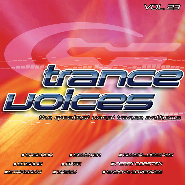 Trance Voices Vol. 23 0602498485202