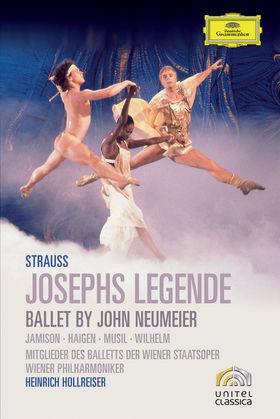 Richard Strauss, Strauss, R.: Josephs Legende, 00044007343159